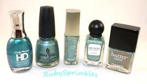 Shiny Turquoise