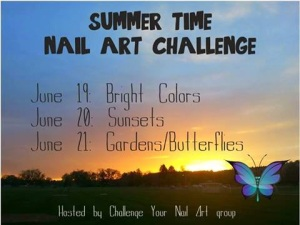 June Nail art Cover Photo