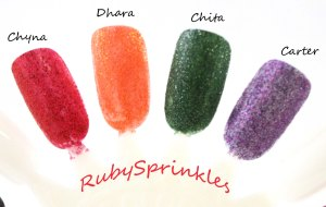 Zoya Swatches